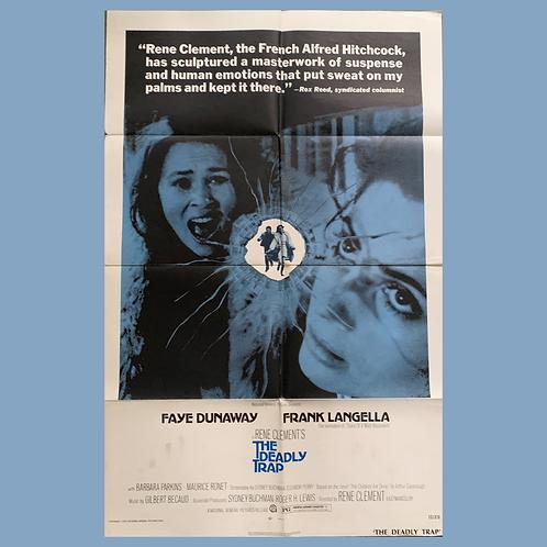The Deadly Trap (1974) Original Poster