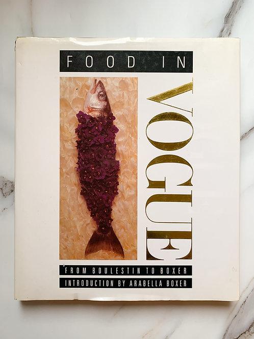Food In Vogue (1988)