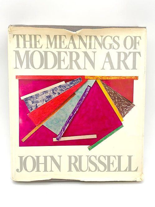 The Meanings Of Modern Art (1974)