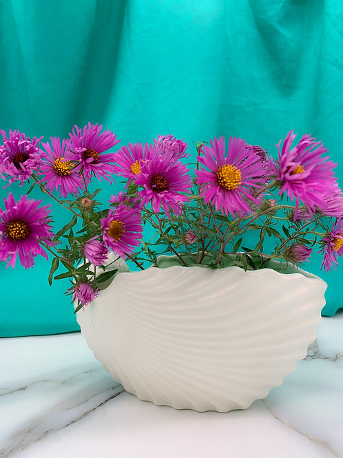 1950s Shell Vase