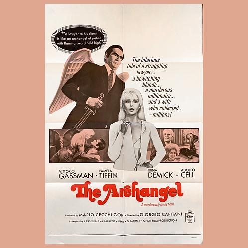 The Archangel (1969) Original Poster