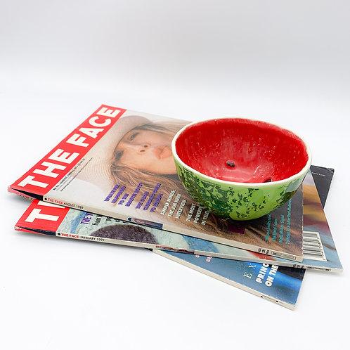 Bordallo Watermelon Bowl