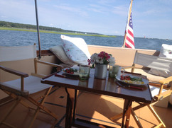 LUNCH ON THE WATER