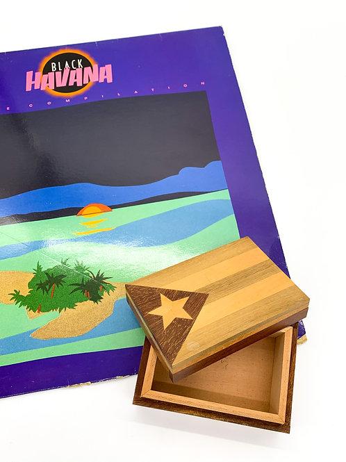 Cuban Trinket Box