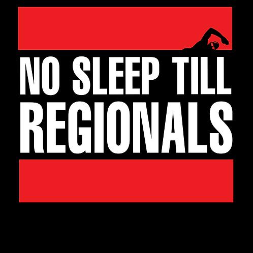 No Sleep Till Regionals
