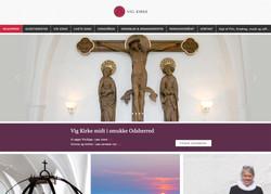 Vig kirkes hjemmeside