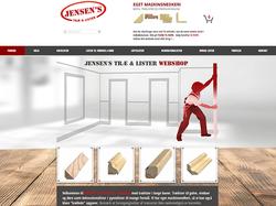 FICH&CO webshop hjemmesider