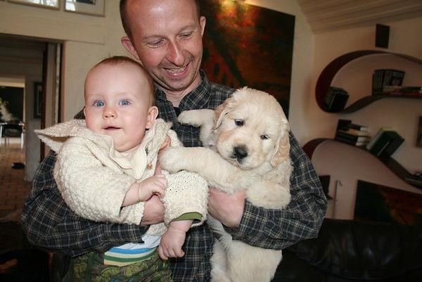 kennel newluck familiehunde