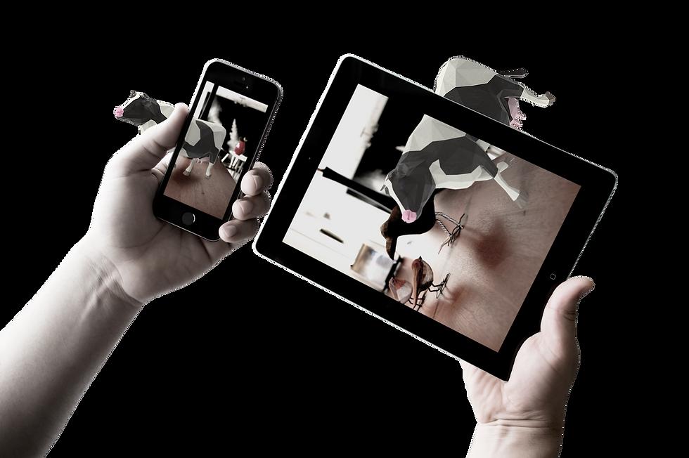 Fich og co mobil hjemmside responsive