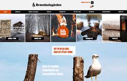 FICH&CO webshop brænde