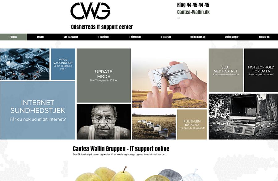 FICH&CO webdesign hjemmesider i wix