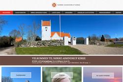 Nørre Amnidrup Kirkes hjemmeside