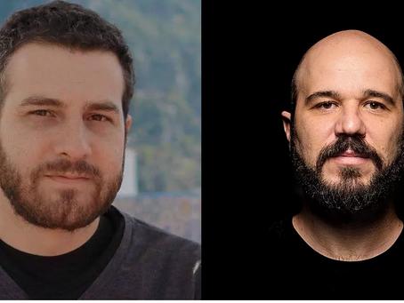 Fabio Rychter e Amir Admoni