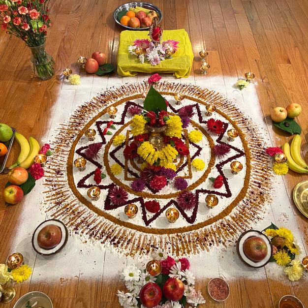 Ratha Sapthami Puja