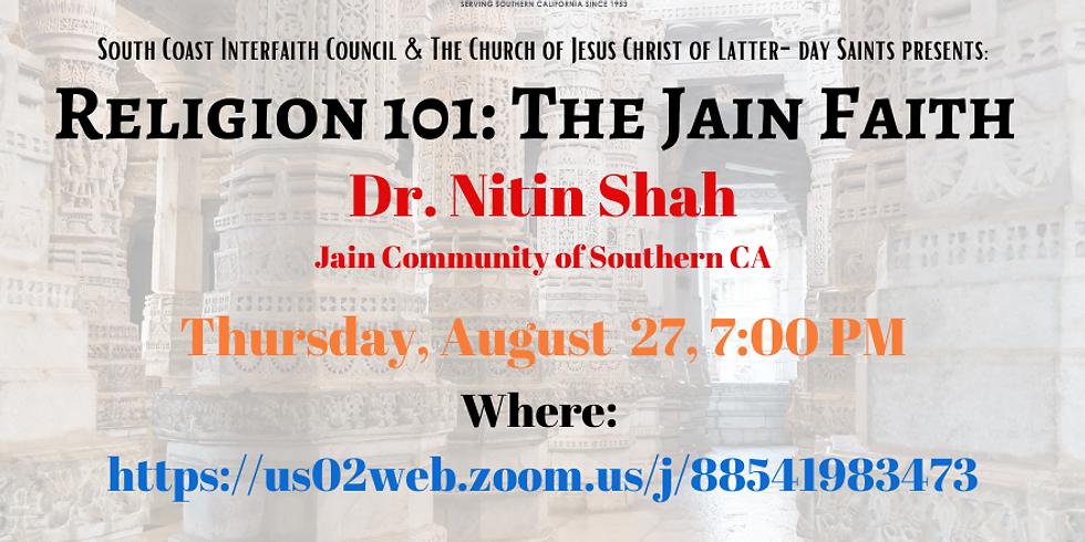 Religion 101 - Jain Faith