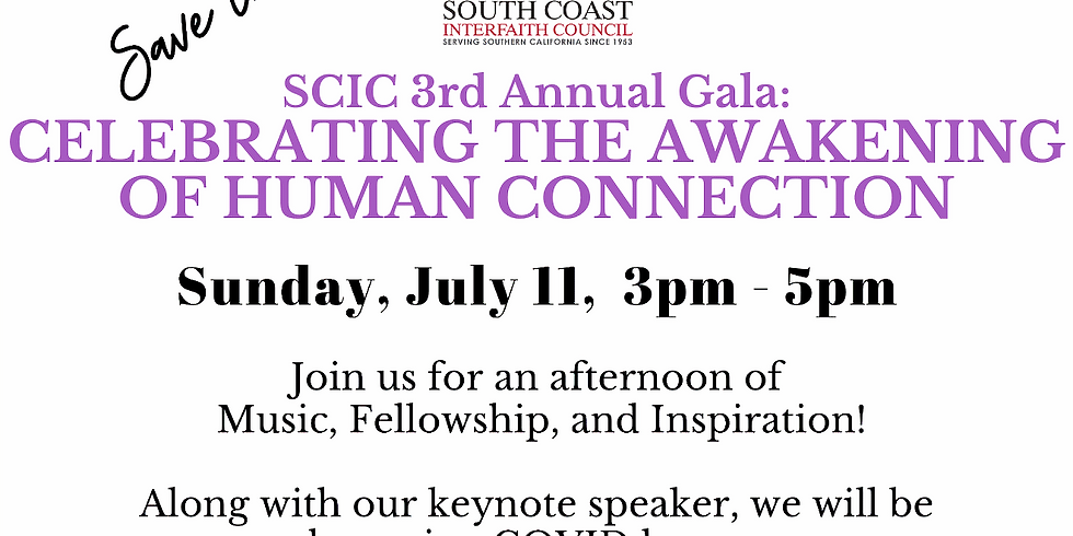SCIC Gala & COVID Heroes Celebration