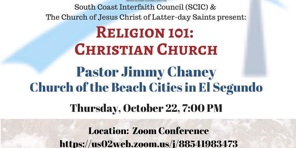 Religion 101 - Christian Church