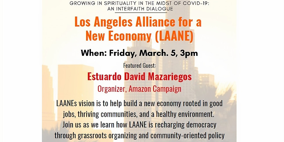 Courageous Conversations - Los Angeles Alliance for a New Economy (LAANE)