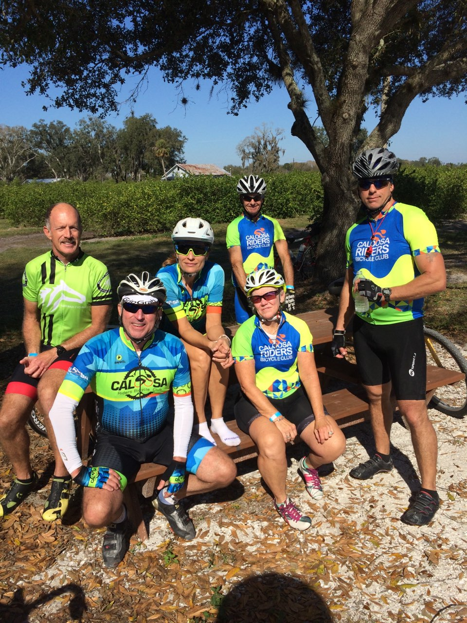 Caloosa Riders at joshua Citrus--PW