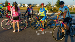RFTT Riders gather