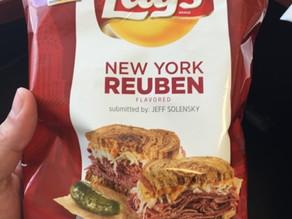 Lay's papas chip de NY Reuben