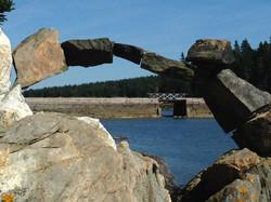 Isle au Haut arch