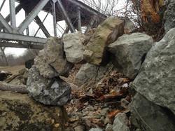 Train Bridge Arch