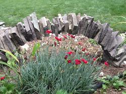 Garden Arch in June