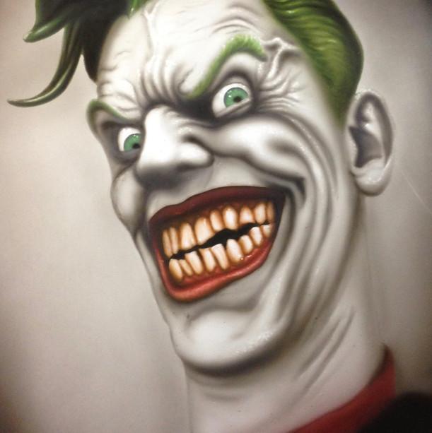 Joker Aerografia