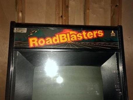 RoadBlasters Atari Arcade Game