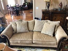 Bernhardt Manufacturer Beautiful Sofa