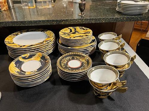 Beautiful Versace Vanity Dinnerware Collection