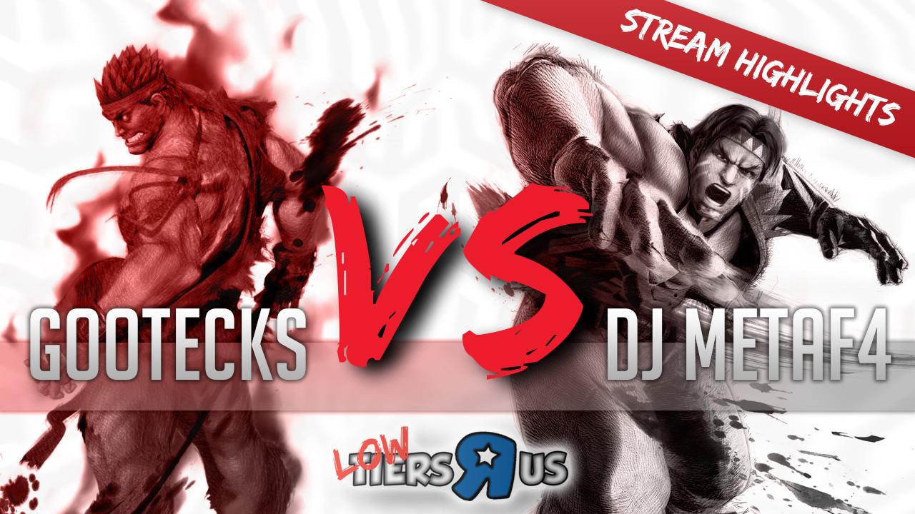 Gootecks vs DJMETAF4