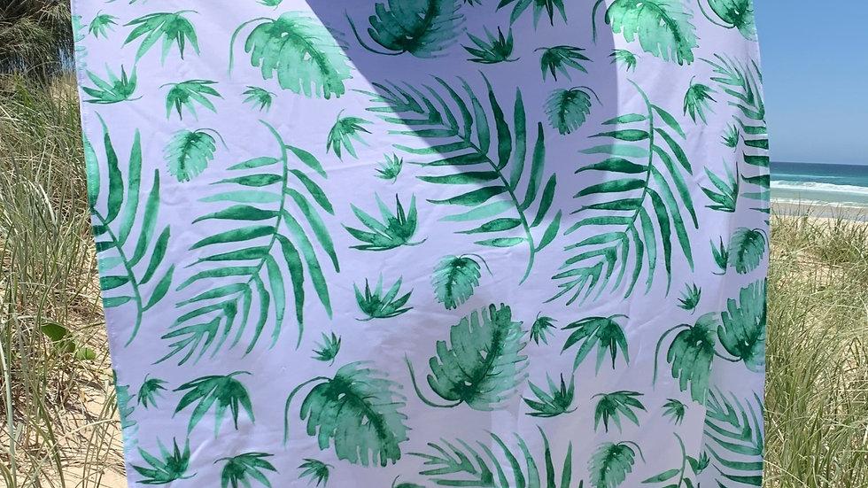 Large printed UPF50+ Sun Blanket