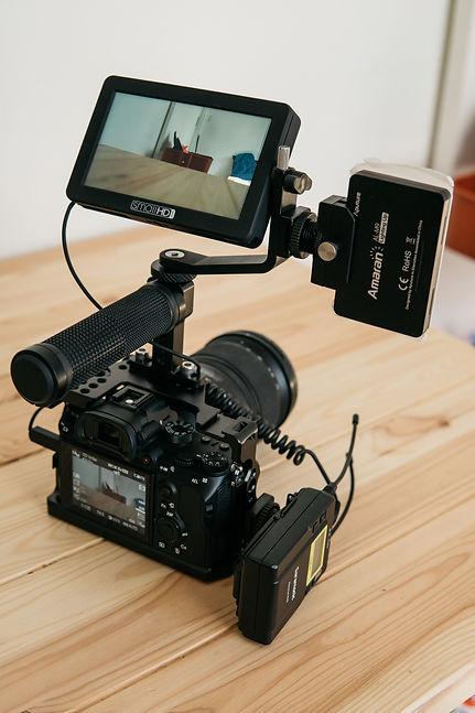 Maison Peculiar Materiel Camera