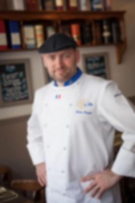 julien picard, chef du restaurant au bistronome à nancy. Produits frais, foie gras, risotto sont ses leitmotiv. Decouvrez une cuisine faite maison