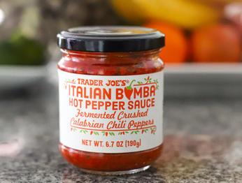 Italian Bamba Hot Pepper Sauce