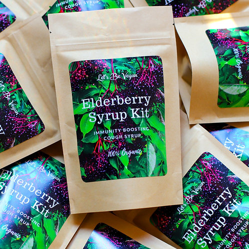 Elderberry Syrup Kit