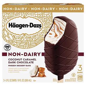 Haagen Daz Vegan Ice Cream Bars