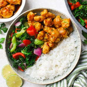 Teriyaki Cauliflower