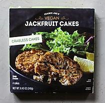 Trader Joe's Jackfruit Cakes