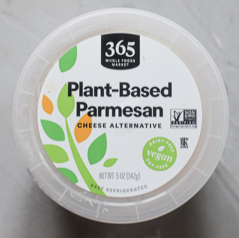 365 Plant Based Parmesan