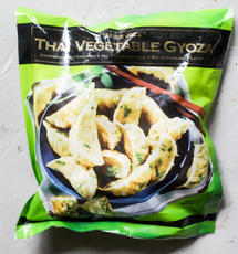 Thai Vegetable Gyoza