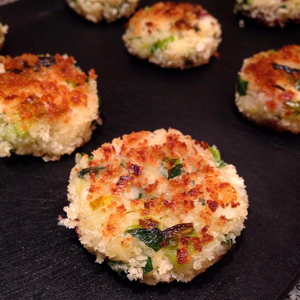 Mi Vegan Leek & Potato Croquettes