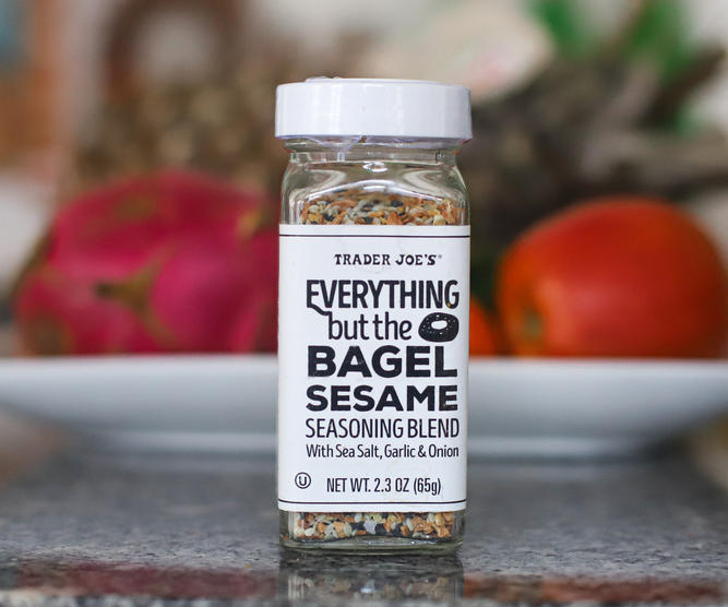 Everything but the Bagel Sesame