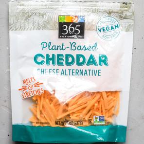 365 Plant Based Cheddar Shreds