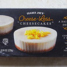 Trader Joe's Cheese-less Cake