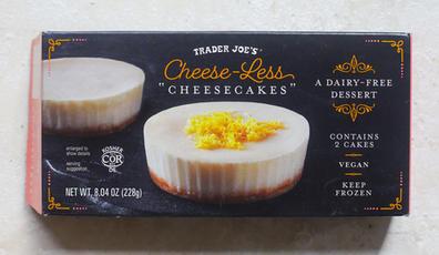 Cheese-Less Cheesecake