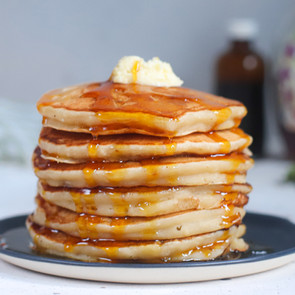 "Easy ""Buttermilk"" Pancakes"