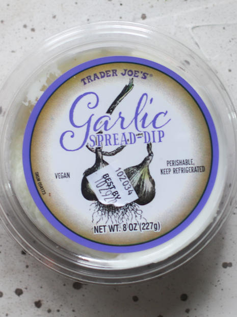 Garlic Spread!